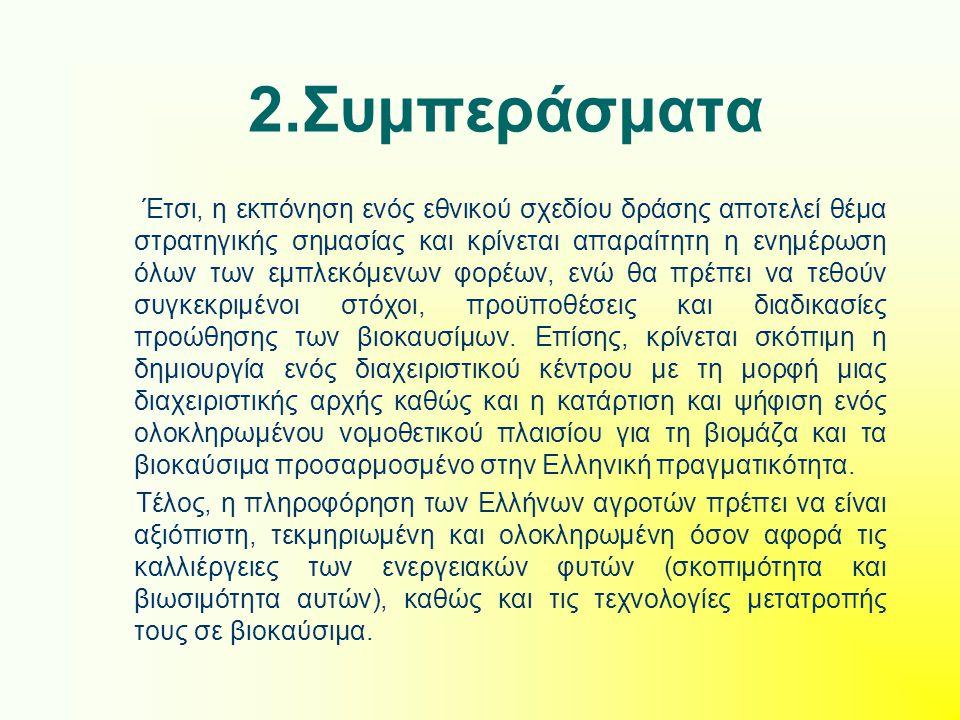 2.Συμπεράσματα