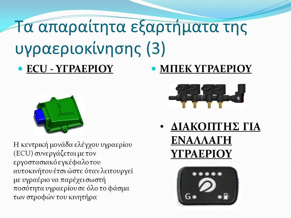 Τα απαραίτητα εξαρτήματα της υγραεριοκίνησης (3)