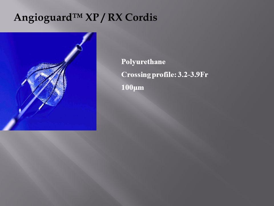 Angioguard™ XP / RX Cordis