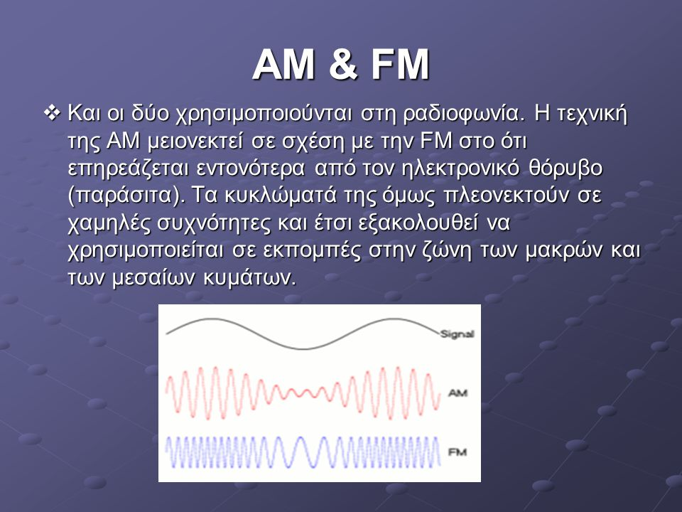 AM & FM