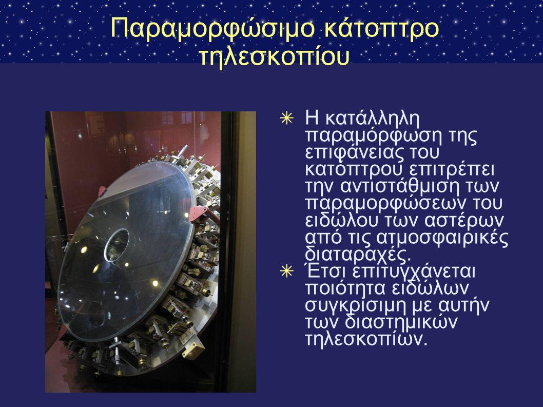 Παραμορφώσιμο κάτοπτρο τηλεσκοπίου