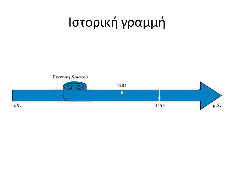 Ιστορική γραμμή