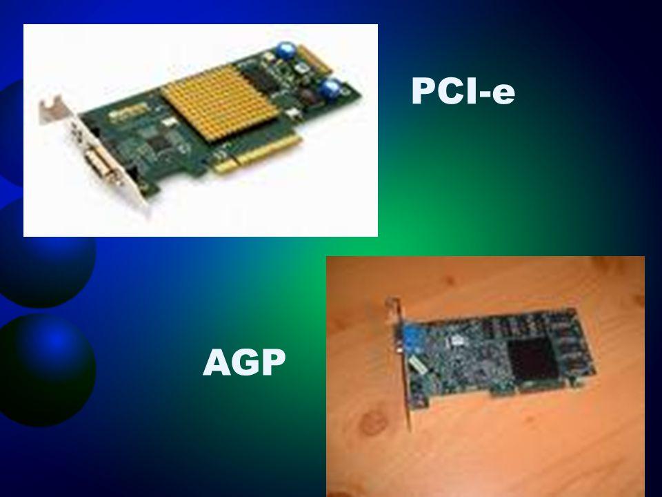 PCI-e AGP