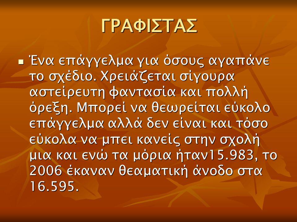 ΓΡΑΦΙΣΤΑΣ