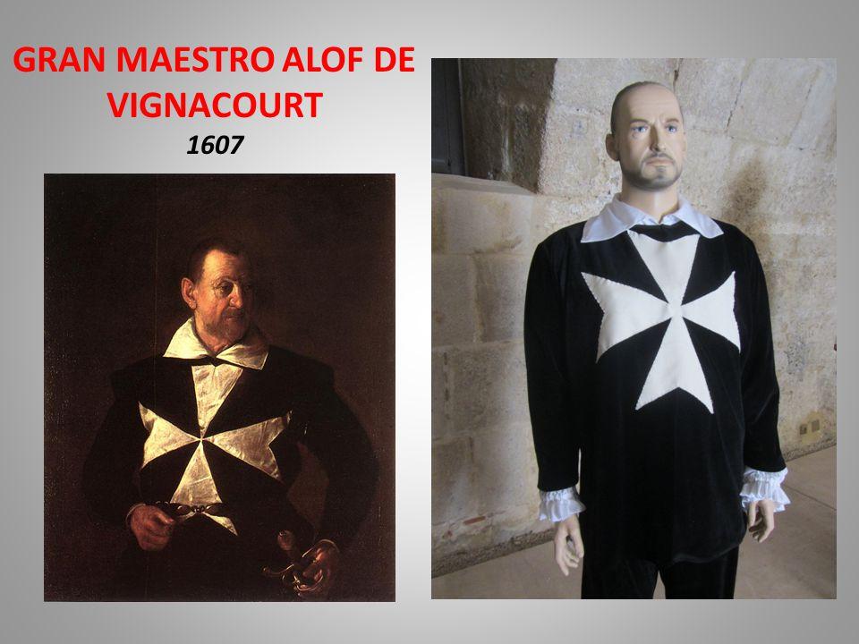 GRAN MAESTRO ALOF DE VIGNACOURT