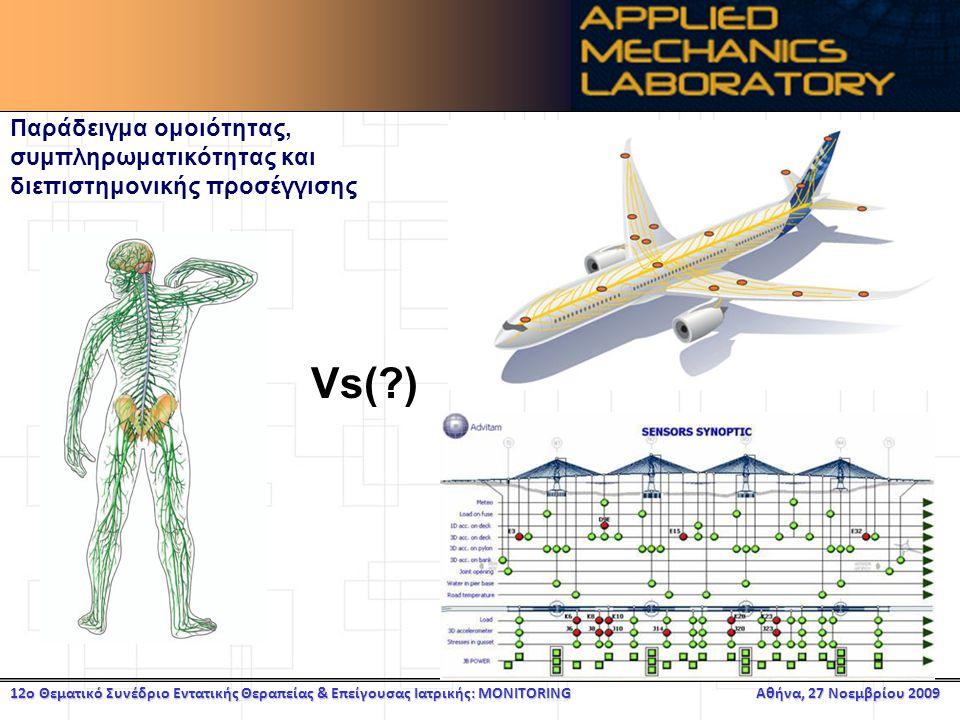 Παράδειγμα ομοιότητας, συμπληρωματικότητας και διεπιστημονικής προσέγγισης