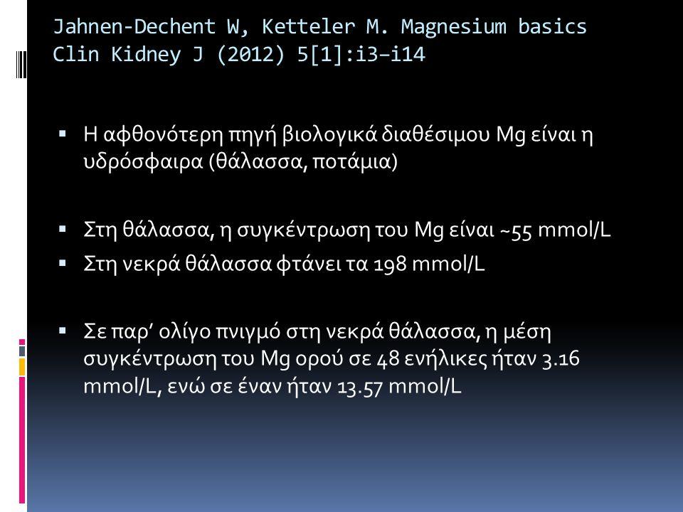 Jahnen-Dechent W, Ketteler M
