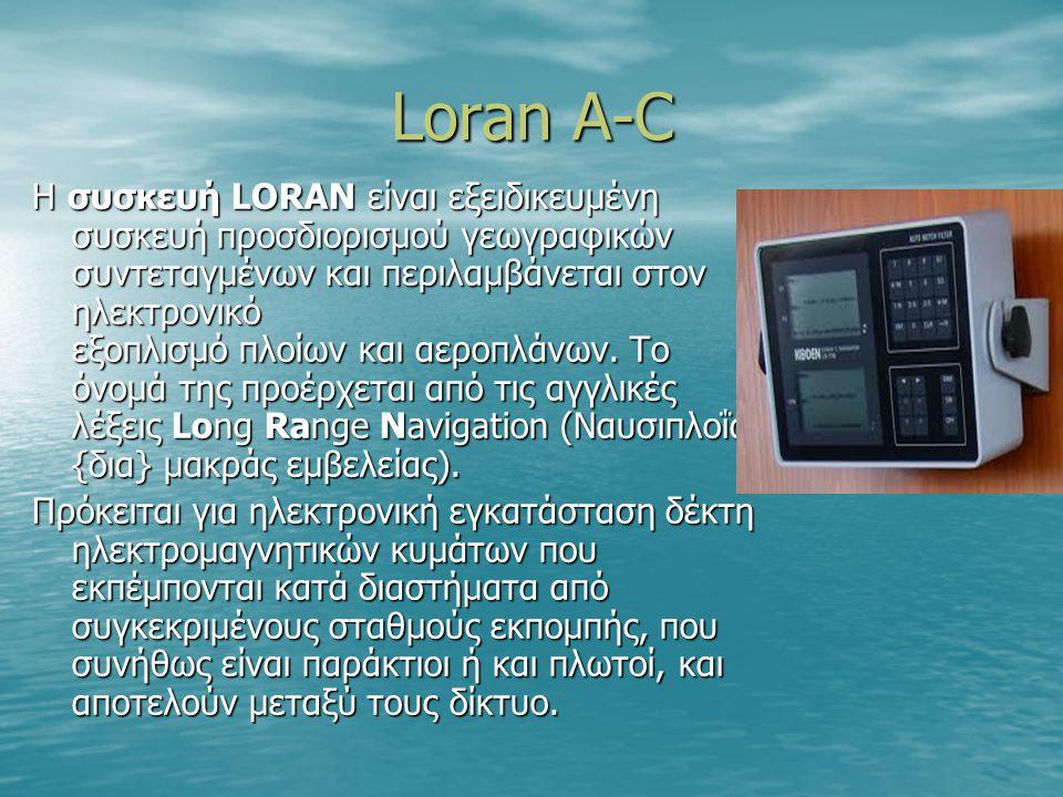 Loran A-C