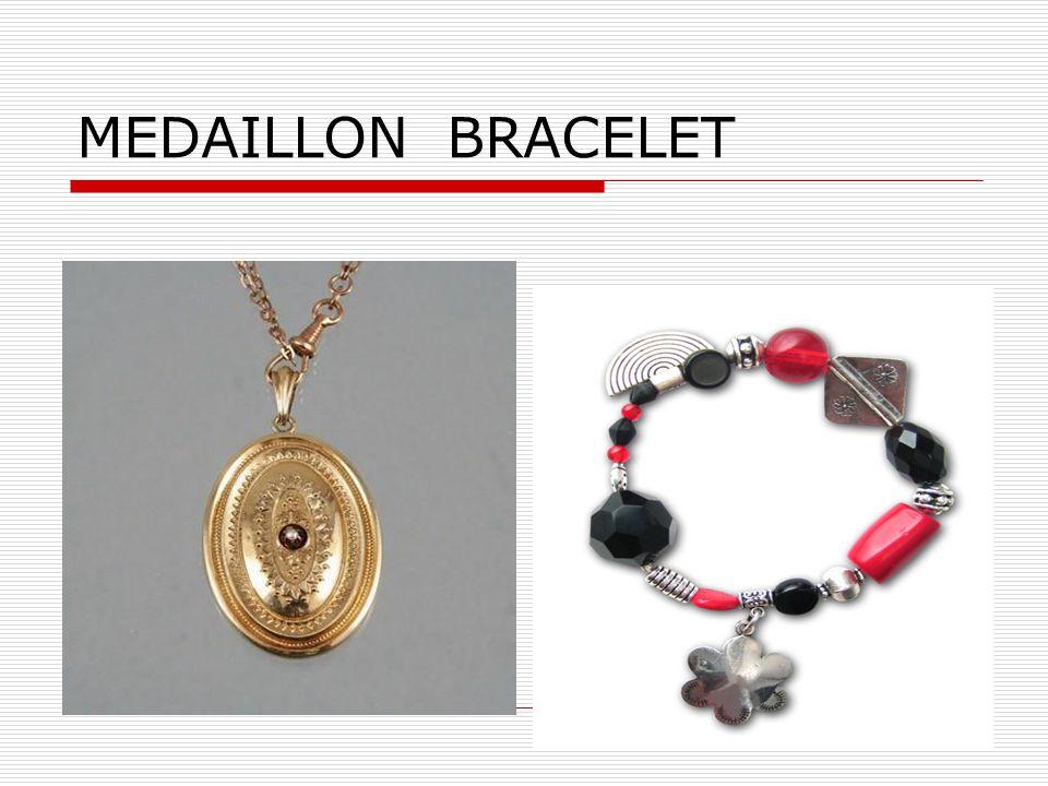 MEDAILLON BRACELET