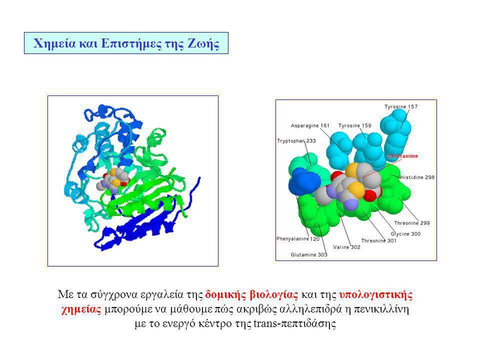 Χημεία και Επιστήμες της Ζωής