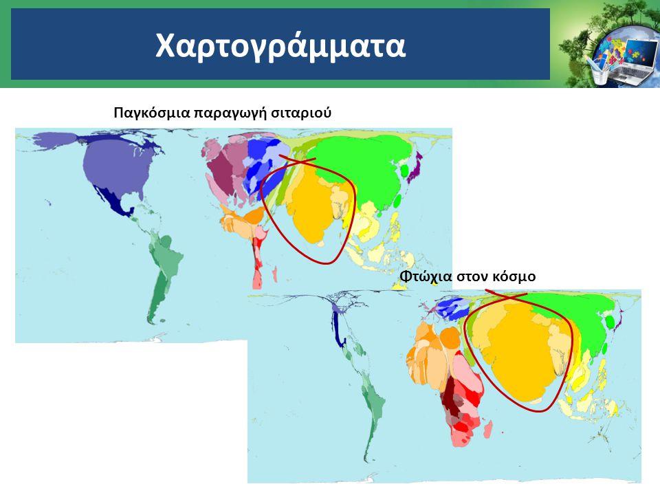 Παγκόσμια παραγωγή σιταριού