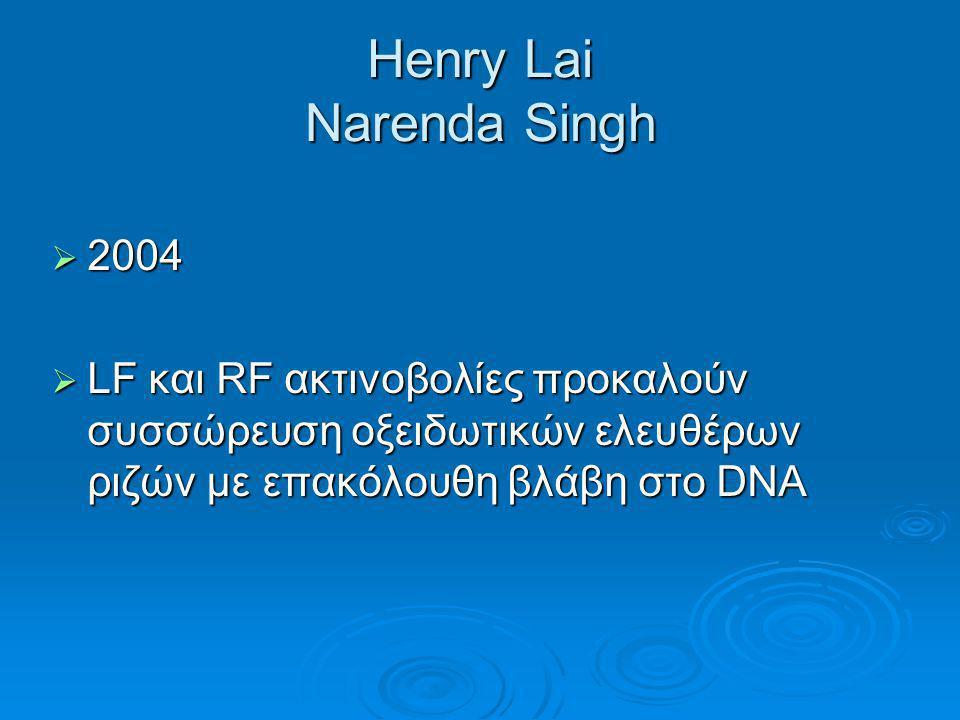 Henry Lai Narenda Singh