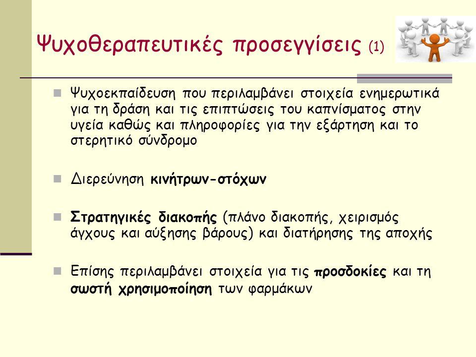Ψυχοθεραπευτικές προσεγγίσεις (1)