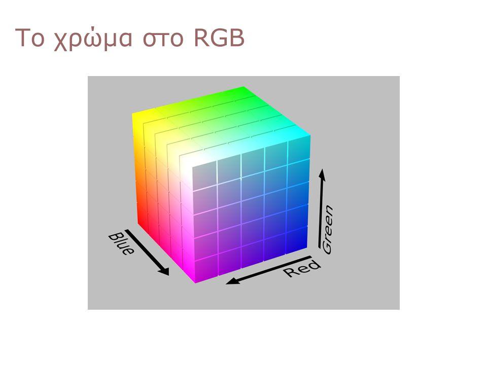 Το χρώμα στο RGB 0,0,0