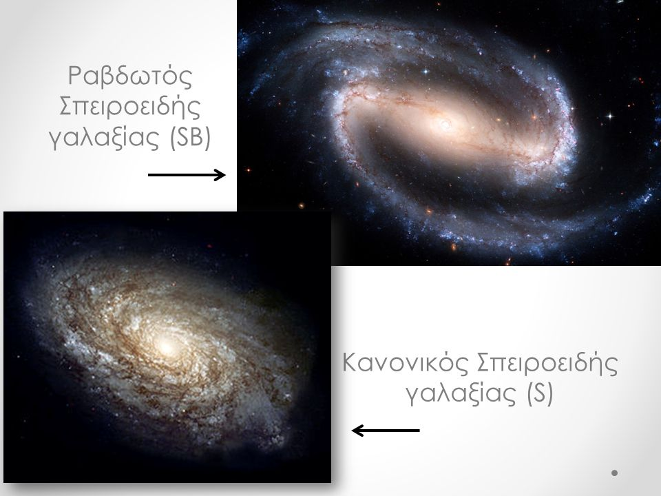 Ραβδωτός Σπειροειδής γαλαξίας (SB)