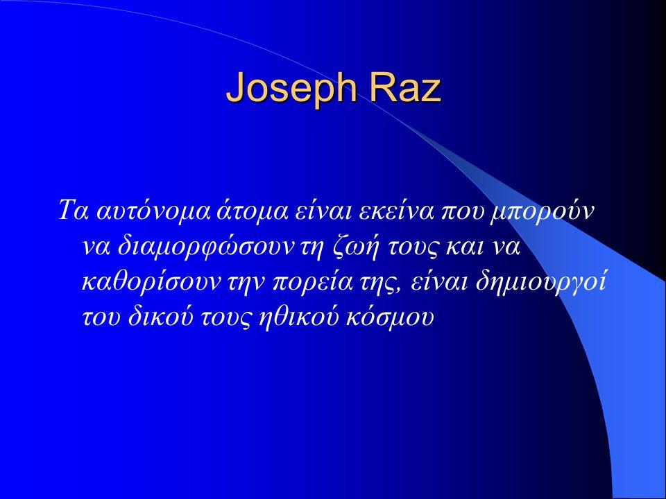 Joseph Raz