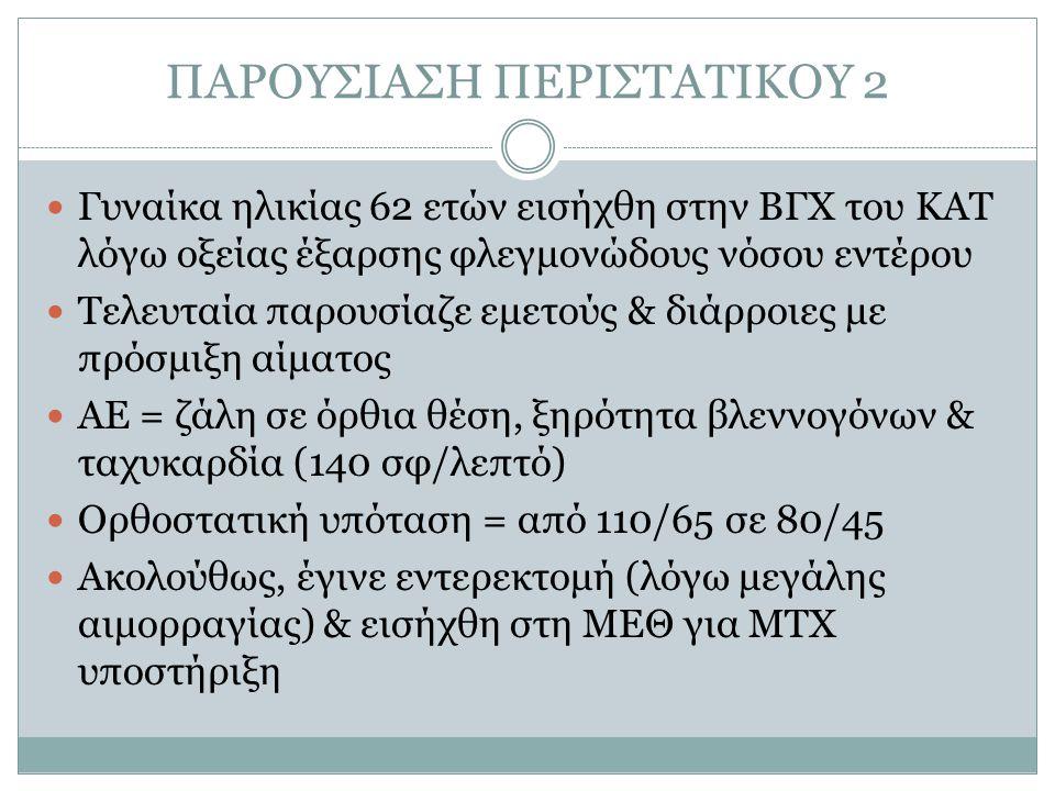 ΠΑΡΟΥΣΙΑΣΗ ΠΕΡΙΣΤΑΤΙΚΟΥ 2