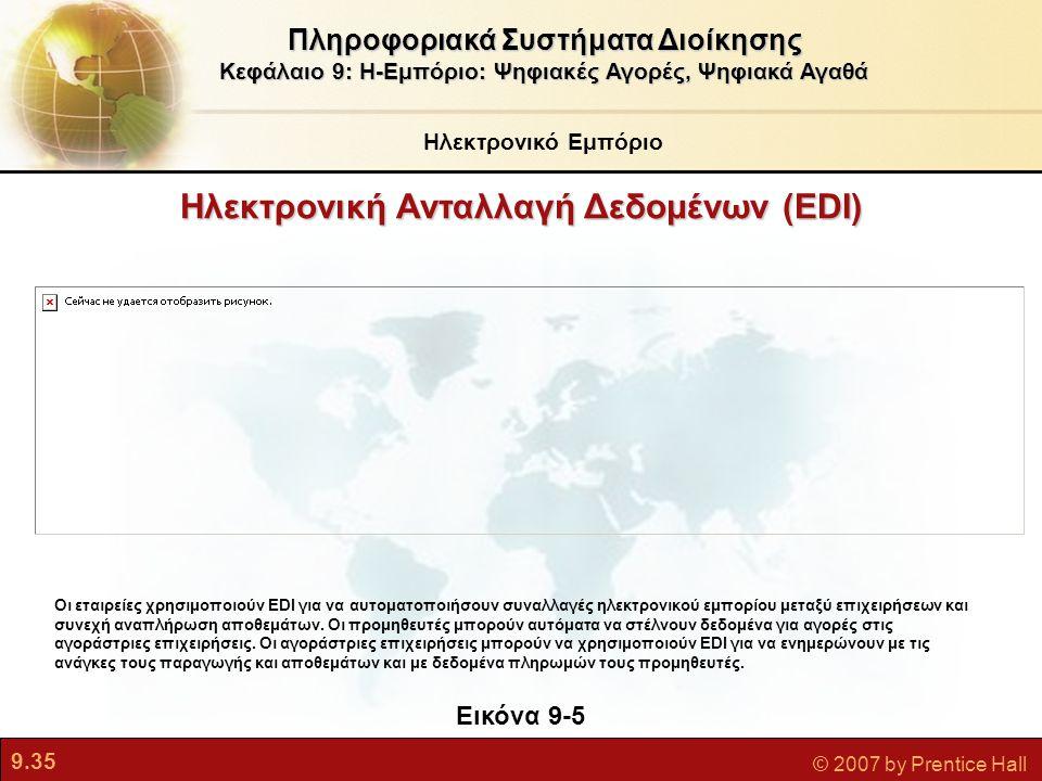 Ηλεκτρονική Ανταλλαγή Δεδομένων (EDI)