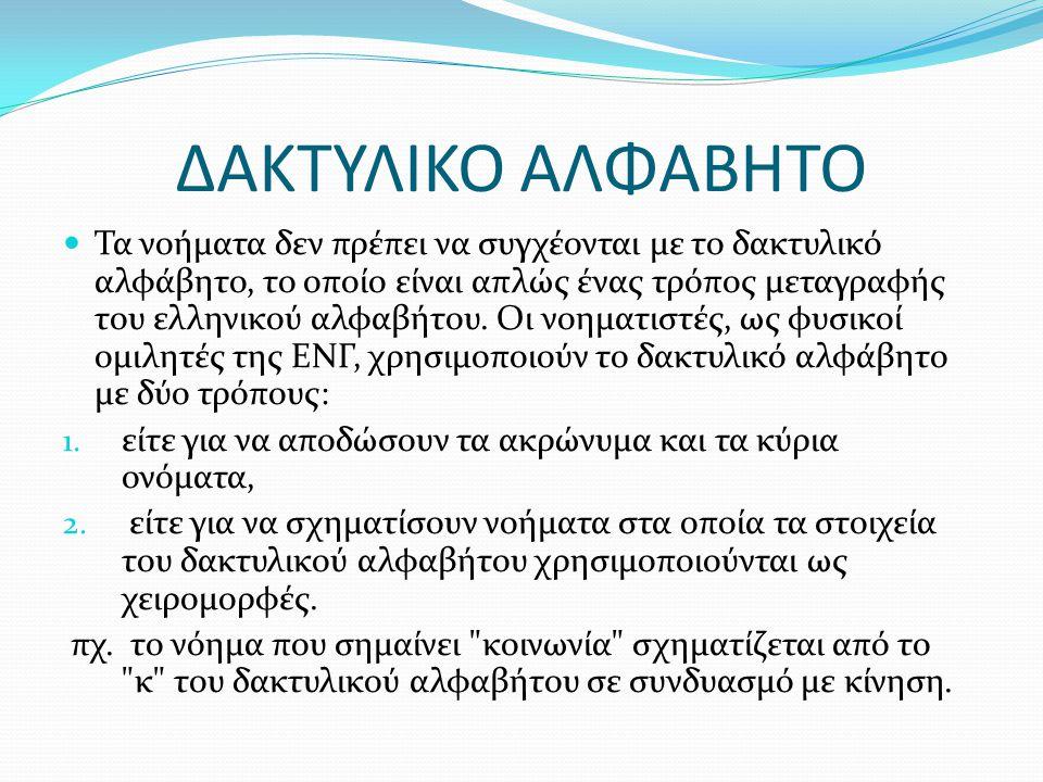 ΔΑΚΤΥΛΙΚΟ ΑΛΦΑΒΗΤΟ