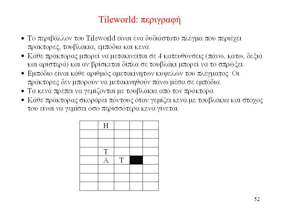 Tileworld: περιγραφή
