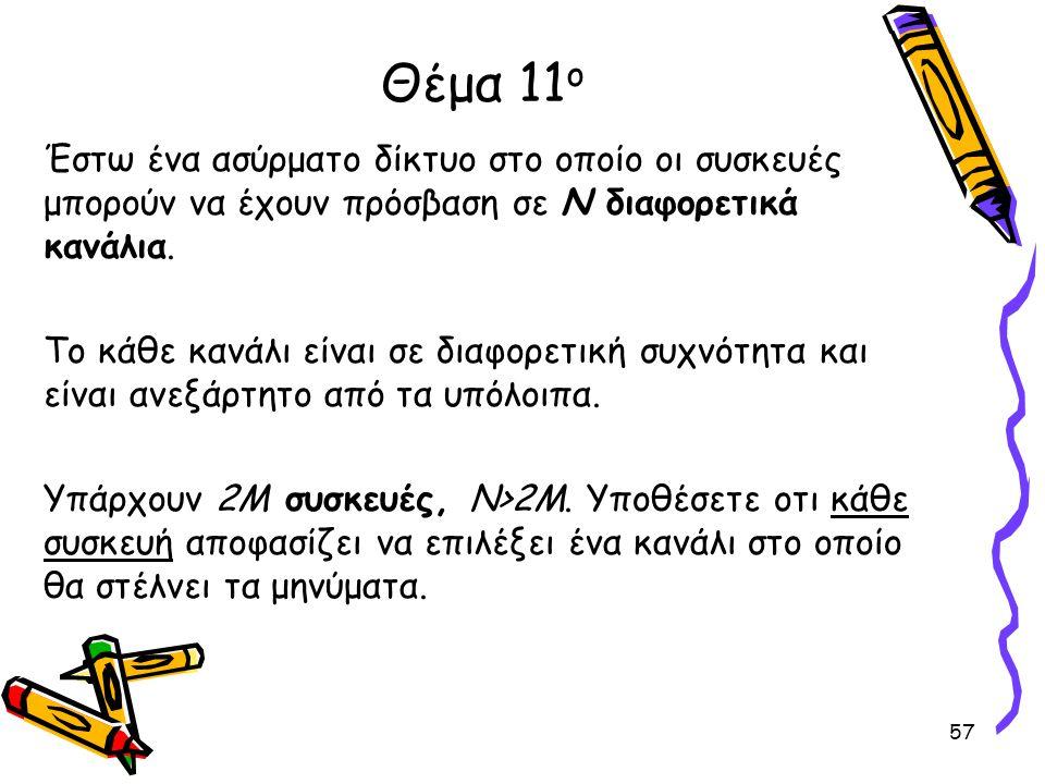 Θέμα 11ο