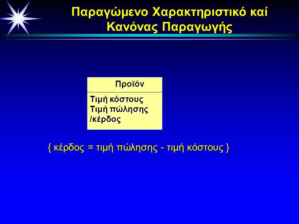 ΕΠΙΚΑΛΥΨΗ ΚΑΙ ΜΗ ΣΥΝΕΝΩΣΗ (Overlapping and disjoint)
