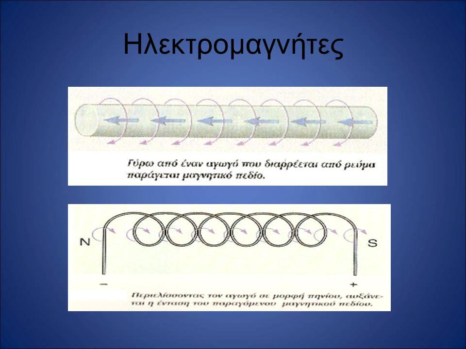 Ηλεκτρομαγνήτες