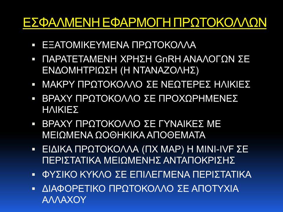 ΕΣΦΑΛΜΕΝΗ ΕΦΑΡΜΟΓΗ ΠΡΩΤΟΚΟΛΛΩΝ