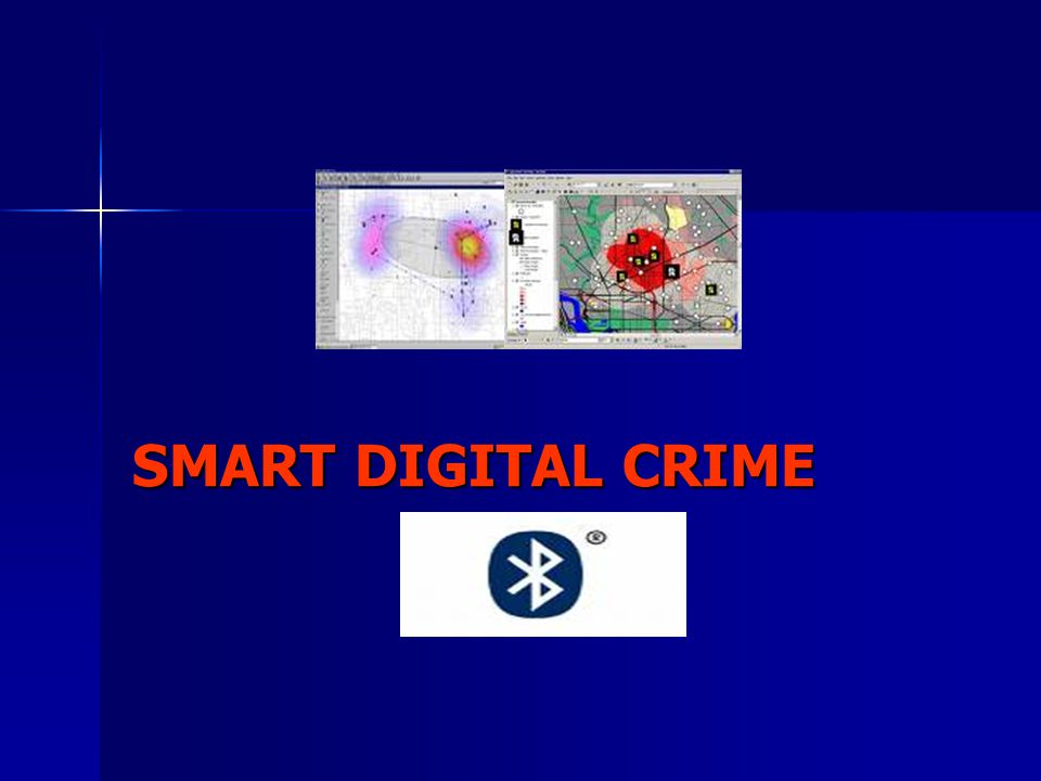SMART DIGITAL CRIME