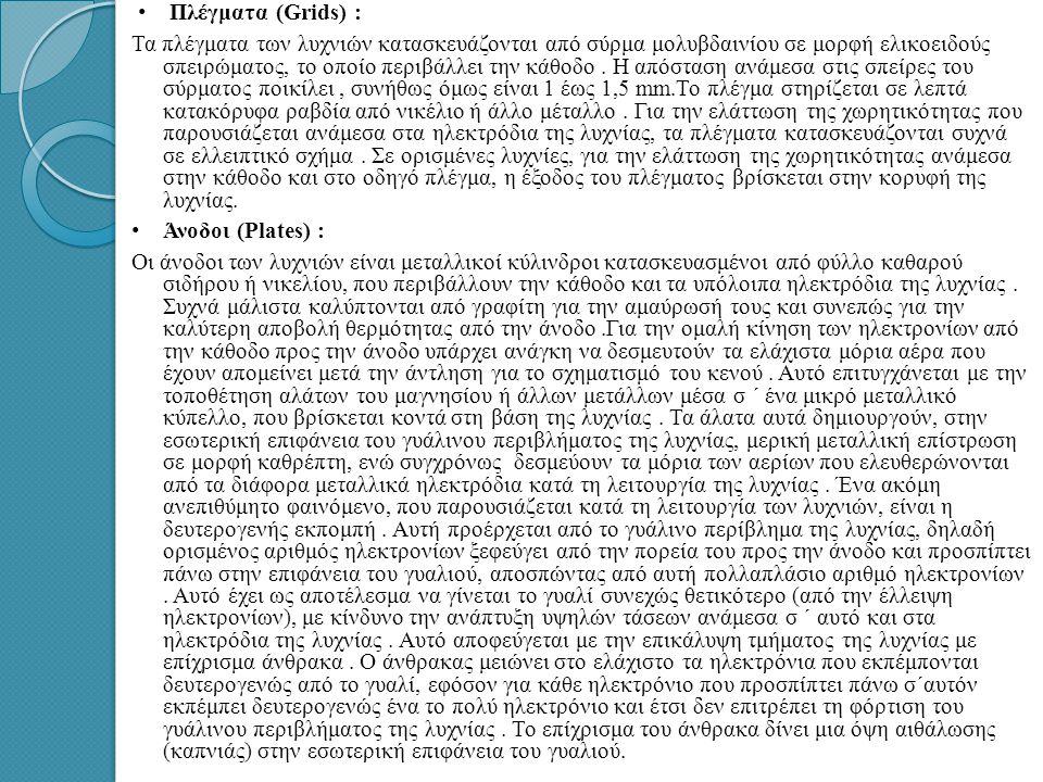 Πλέγματα (Grids) :