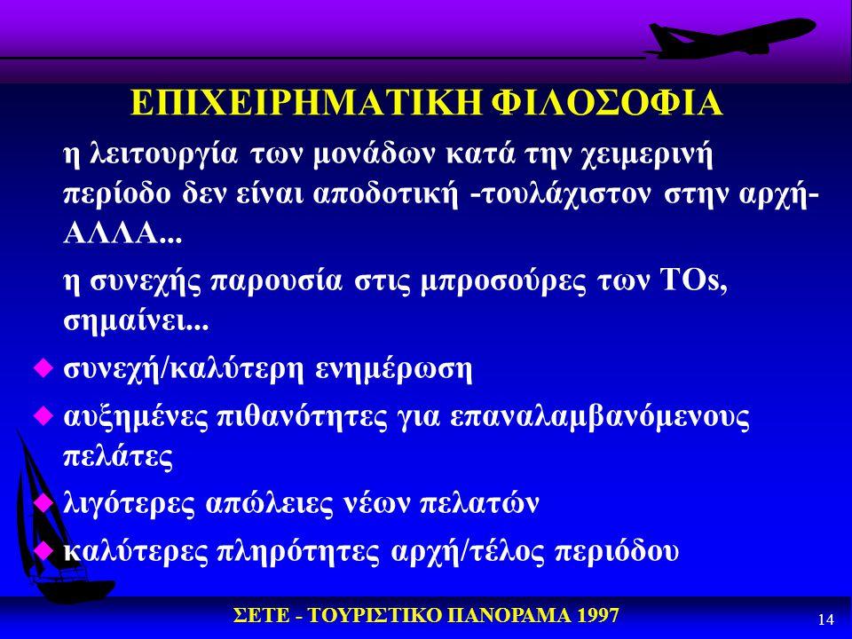ΕΠΙΧΕΙΡΗΜΑΤΙΚΗ ΦΙΛΟΣΟΦΙΑ
