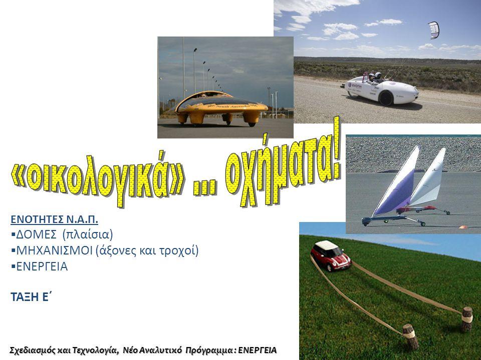«οικολογικά» ... οχήματα! ΔΟΜΕΣ (πλαίσια)