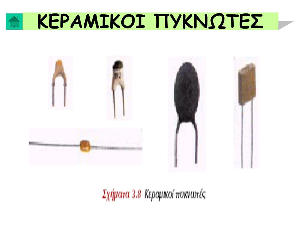 ΚΕΡΑΜΙΚΟΙ ΠΥΚΝΩΤΕΣ