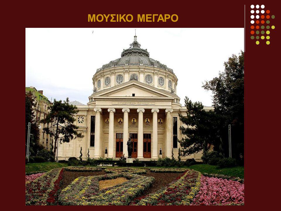 ΜΟΥΣΙΚΟ ΜΕΓΑΡΟ