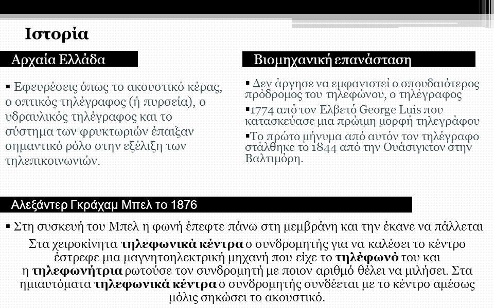 Ιστορία Αρχαία Ελλάδα Βιομηχανική επανάσταση
