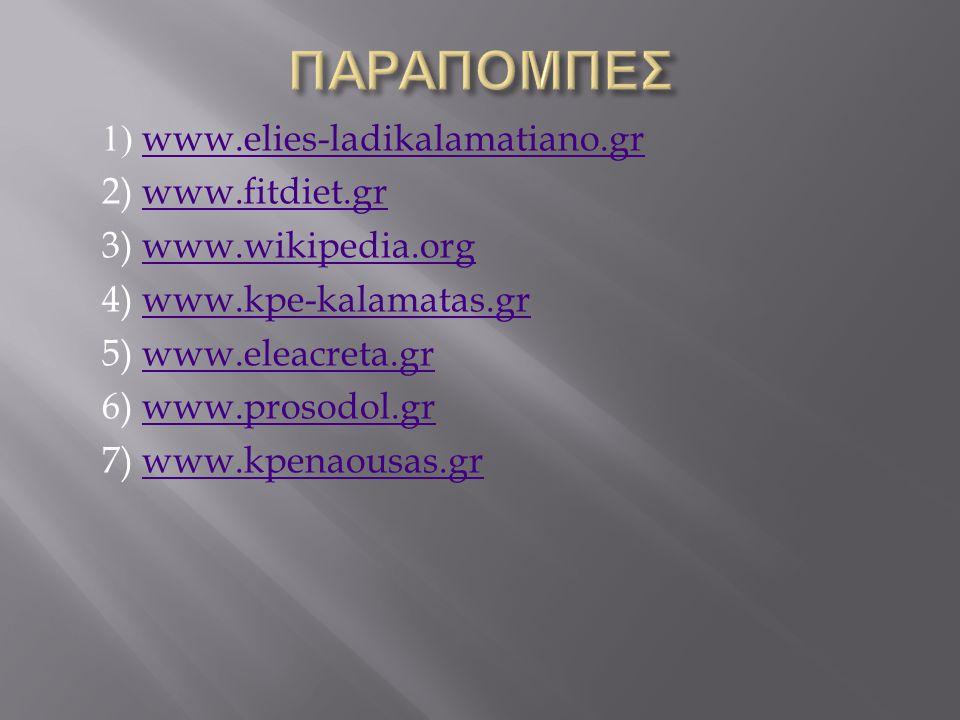 ΠΑΡΑΠΟΜΠΕΣ