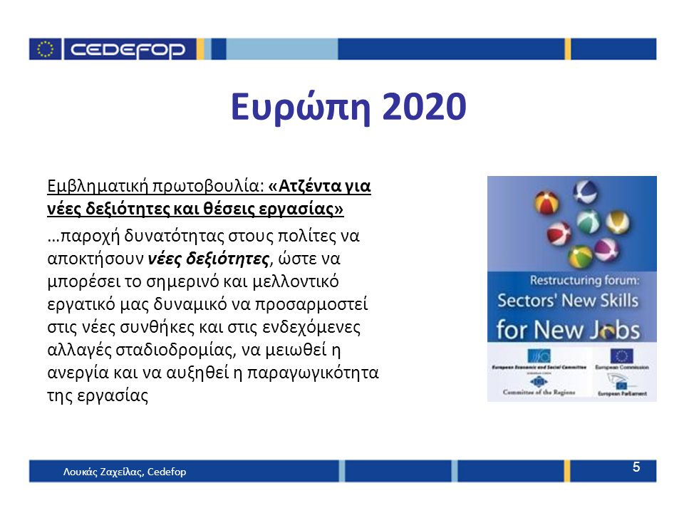 Ευρώπη 2020