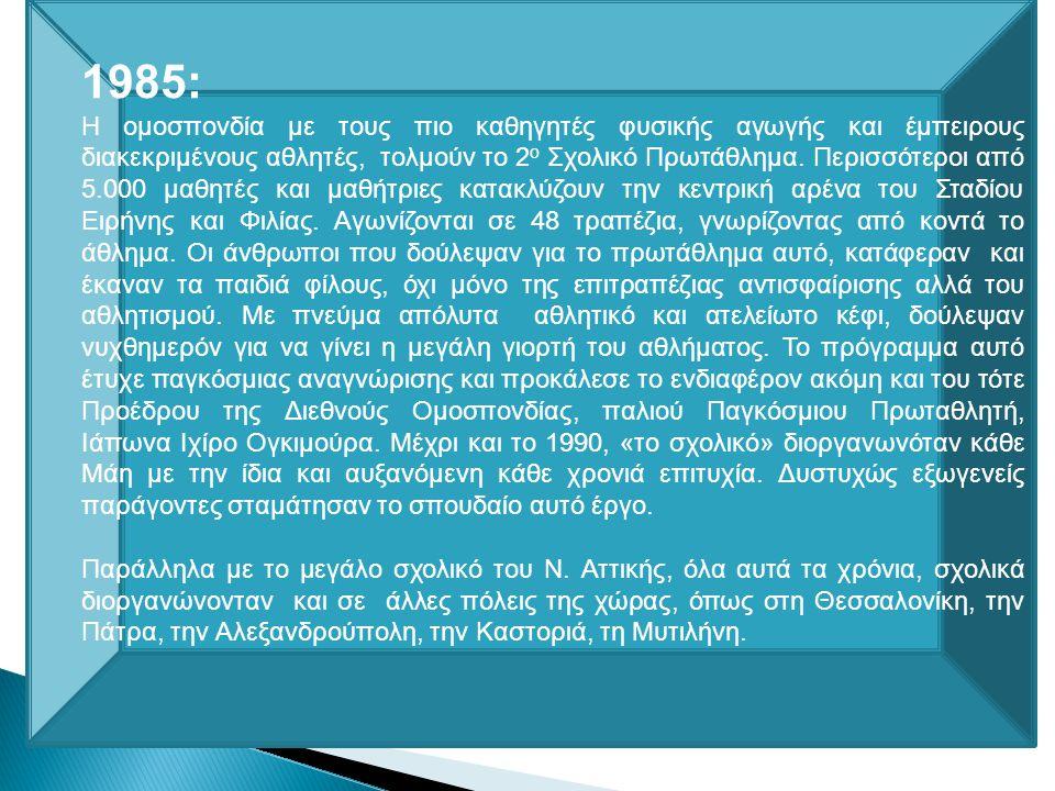 1985: