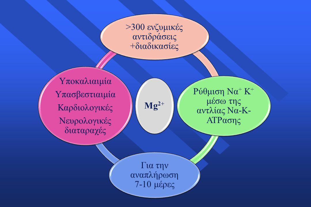 >300 ενζυμικές αντιδράσεις +διαδικασίες