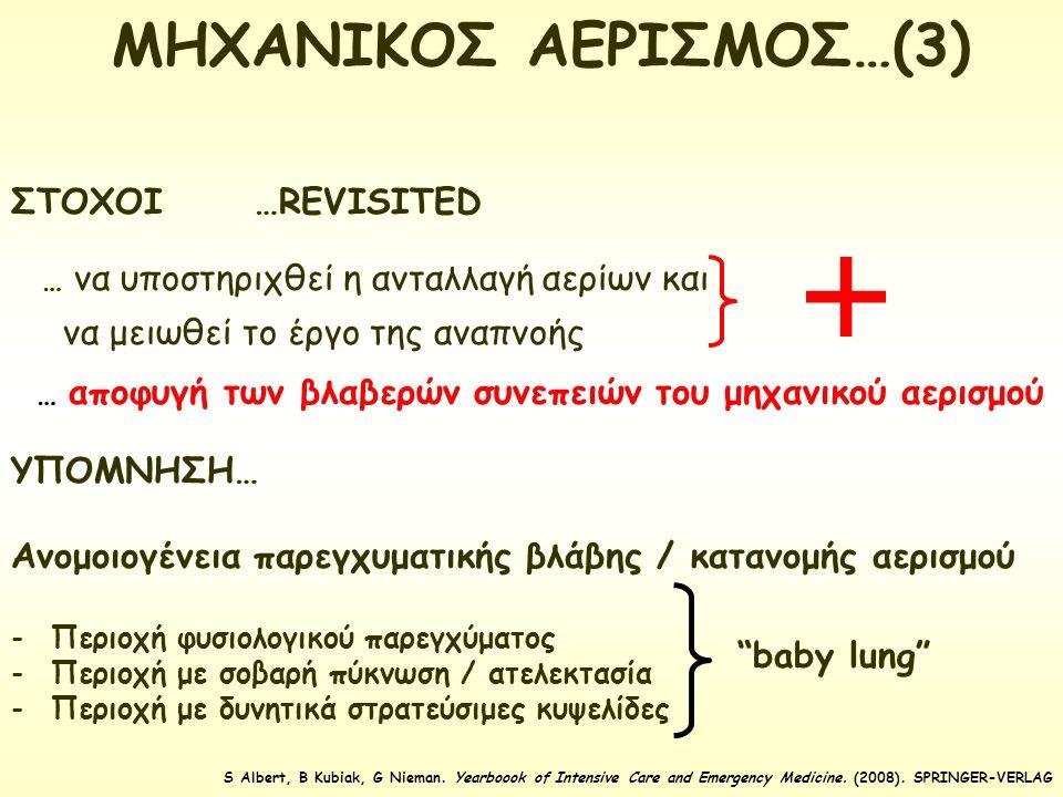 ΜΗΧΑΝΙΚΟΣ ΑΕΡΙΣΜΟΣ…(3)