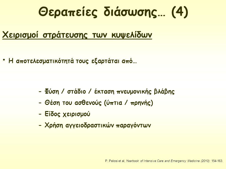 Θεραπείες διάσωσης… (4)