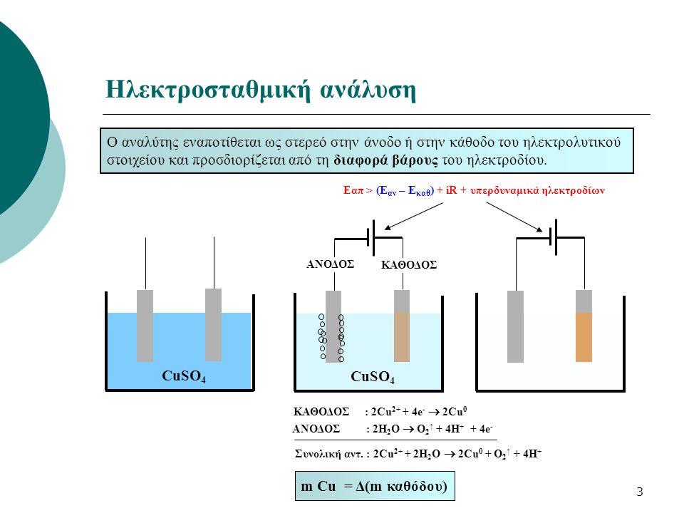 Ηλεκτροσταθμική ανάλυση