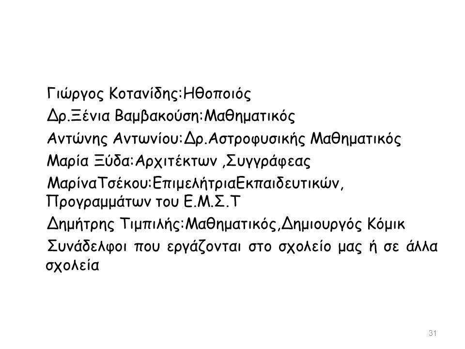 Γιώργος Κοτανίδης:Ηθοποιός