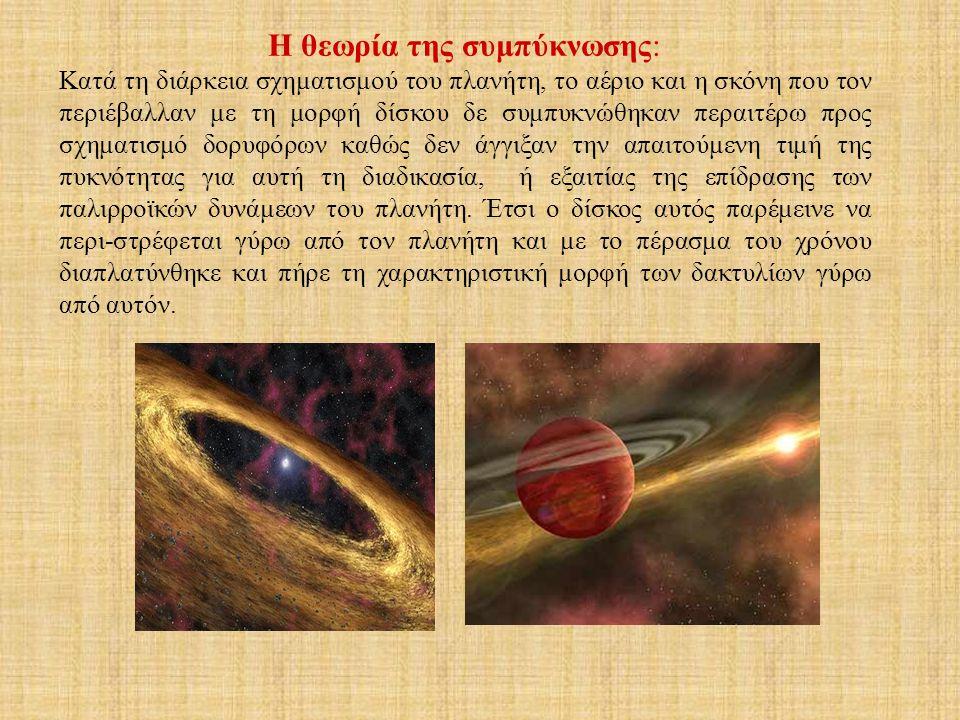 Η θεωρία της συμπύκνωσης: