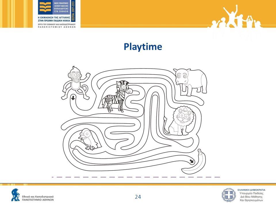 Playtime 24