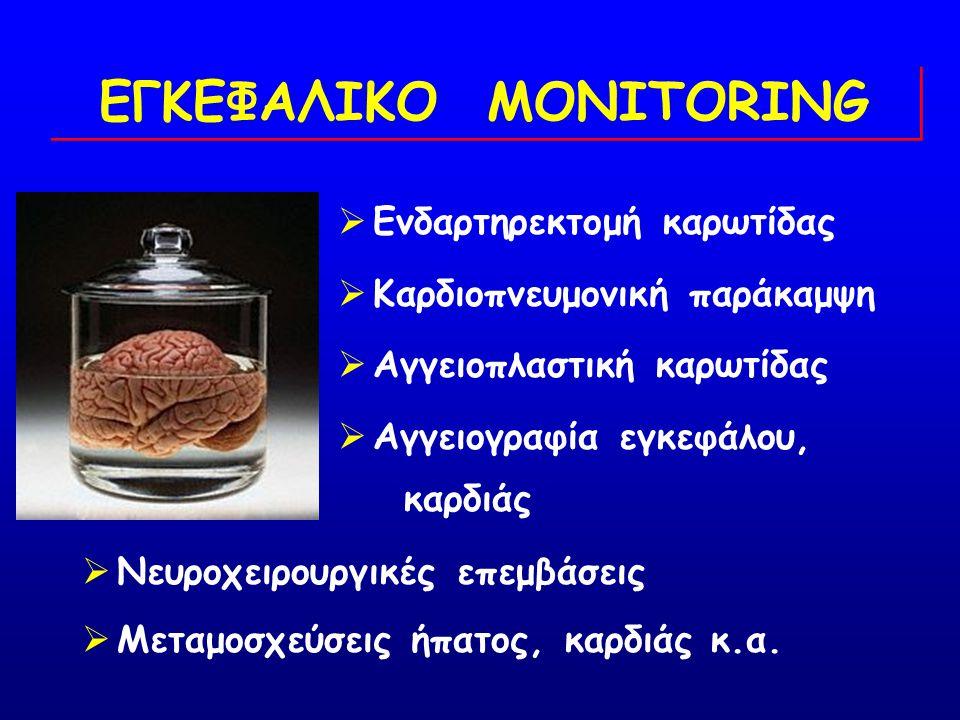 ΕΓΚΕΦΑΛΙΚΟ MONITORING