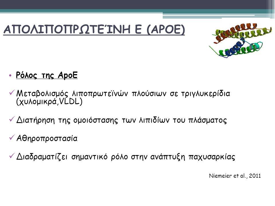 ΑΠΟΛΙΠΟΠΡΩΤΕΊΝΗ Ε (APOE)
