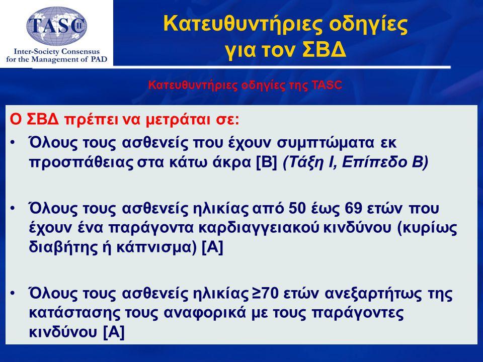 Κατευθυντήριες οδηγίες για τον ΣΒΔ