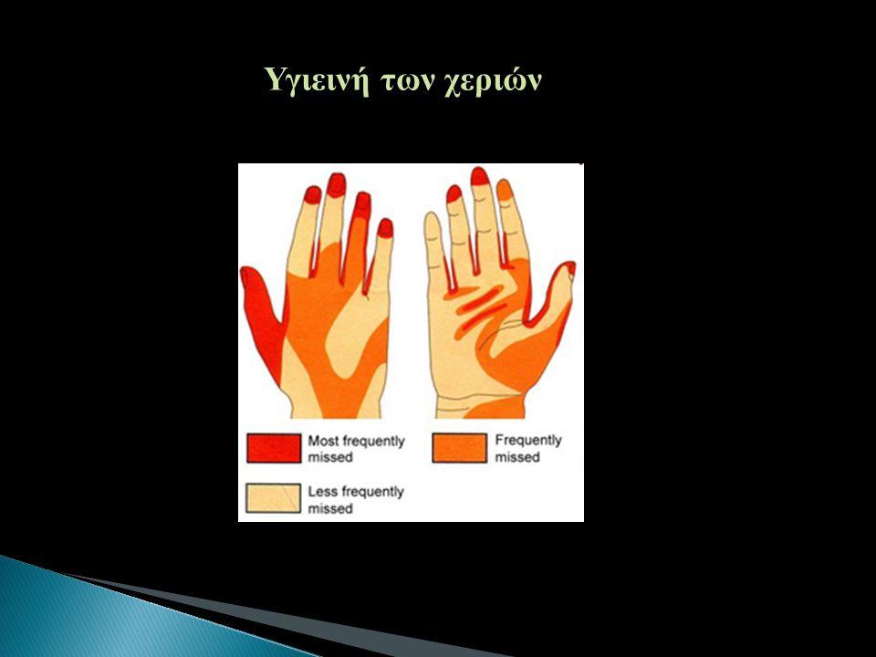 Υγιεινή των χεριών
