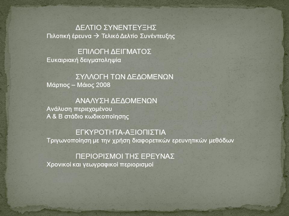 ΕΓΚΥΡΟΤΗΤΑ-ΑΞΙΟΠΙΣΤΙΑ